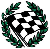 Checkered Flag Toyota logo