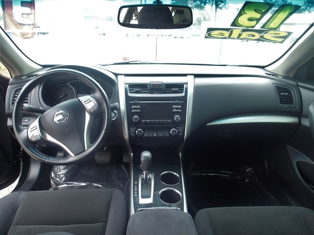 Beautiful Picture Of 2012 Nissan Altima, Interior, Gallery_worthy