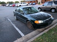 Picture of 1999 Mazda Protege 4 Dr DX Sedan, exterior, gallery_worthy