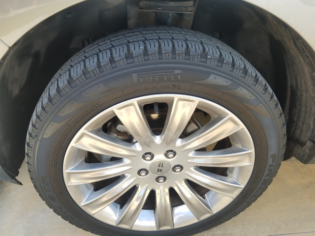Picture of 2012 Lincoln MKX FWD