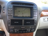 Picture of 2001 Lexus LS 430 Base, interior, gallery_worthy
