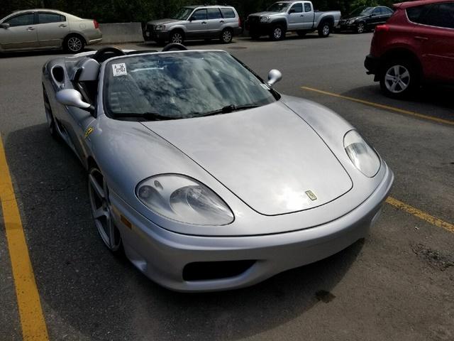 Picture of 2001 Ferrari 360 Spider Spider Convertible