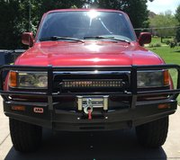 Picture of 1994 Toyota Land Cruiser 4WD, exterior, gallery_worthy