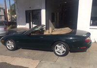 Picture of 1998 Jaguar XK-Series XK8 Convertible, exterior, gallery_worthy