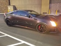 Picture of 2015 Cadillac CTS-V Coupe Base, exterior, gallery_worthy