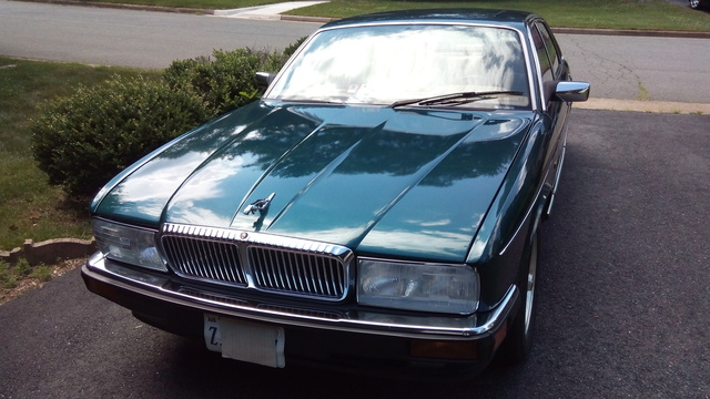 Picture of 1994 Jaguar XJ-Series XJ6 Vanden Plas Sedan