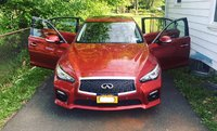 Picture of 2016 INFINITI Q50 Red Sport AWD, exterior, gallery_worthy