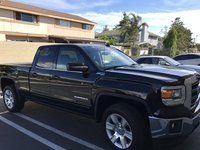 Picture of 2015 GMC Sierra 1500 SLE Double Cab 4WD, exterior, gallery_worthy