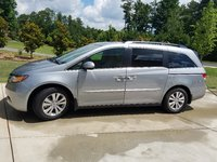 Picture of 2016 Honda Odyssey EX-L, exterior, gallery_worthy