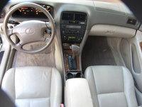 Picture of 1997 Lexus ES 300 Base, interior, gallery_worthy