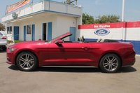 Picture of 2016 Ford Mustang EcoBoost Premium Convertible, exterior, gallery_worthy