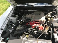 Picture of 1995 Ford Mustang SVT Cobra Fastback, engine, gallery_worthy