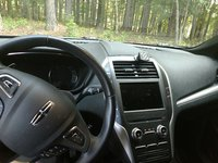 Picture of 2015 Lincoln MKC AWD, interior, gallery_worthy