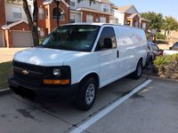 Picture of 2012 Chevrolet Express Cargo 1500, exterior, gallery_worthy