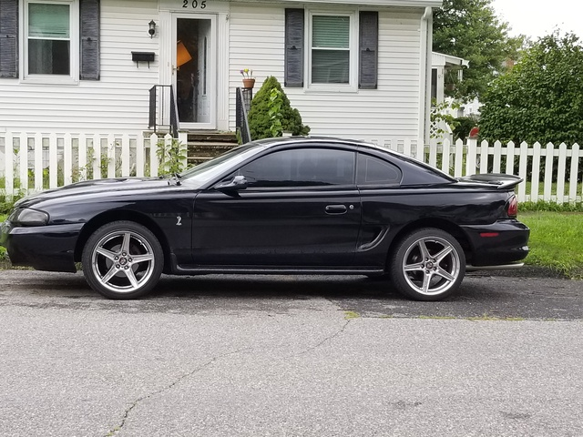 Picture of 1996 Ford Mustang SVT Cobra Coupe