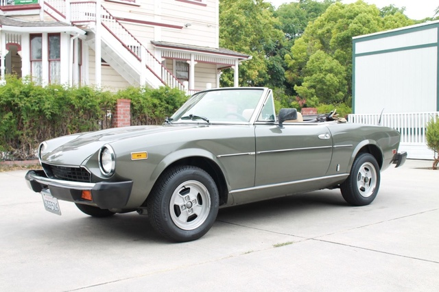 Picture of 1981 FIAT 124 Spider