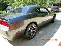 Picture of 2013 Dodge Challenger SRT8, exterior, gallery_worthy