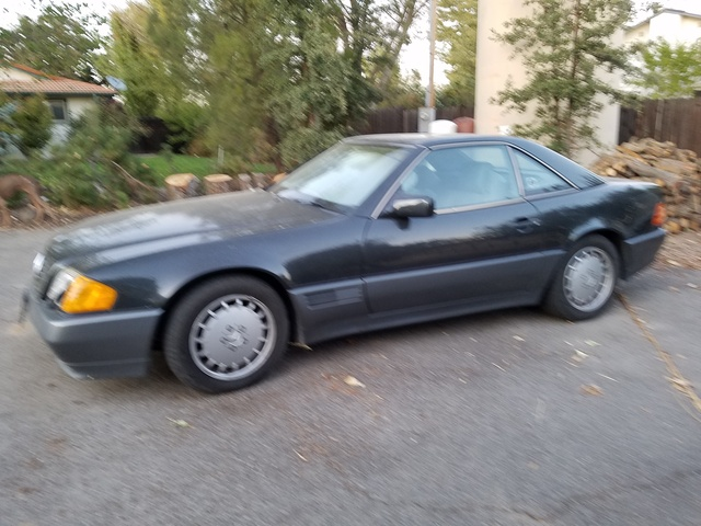 Picture of 1991 Mercedes-Benz SL-Class 500SL