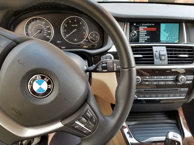Picture of 2015 BMW X3 xDrive28i AWD, interior, gallery_worthy