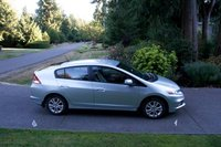 Picture of 2012 Honda Insight EX, exterior, gallery_worthy