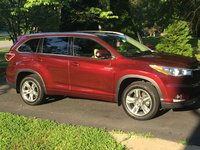 Picture of 2015 Toyota Highlander Hybrid Limited Platinum, exterior, gallery_worthy