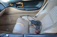 Picture of 1995 Chevrolet Corvette Coupe, interior, gallery_worthy