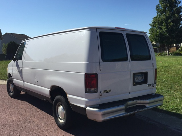 Picture of 2002 Ford E-Series Cargo E-150, exterior, gallery_worthy