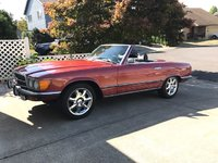 Picture of 1972 Mercedes-Benz SL-Class 350SL, exterior, gallery_worthy
