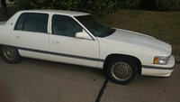 Picture of 1995 Cadillac DeVille Base Sedan, exterior, gallery_worthy