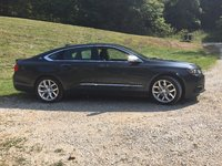 Picture of 2015 Chevrolet Impala LTZ, exterior, gallery_worthy