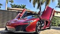 Picture of 2015 McLaren 650S Spider, exterior, gallery_worthy