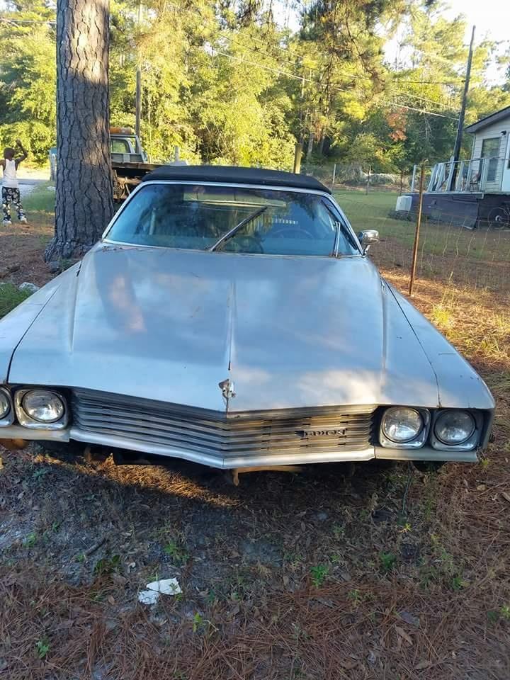 Buick Lesabre Questions 1972 Buick Lasabre Front Bumper Will A