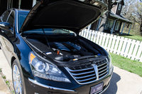 Picture of 2013 Hyundai Equus Signature, engine, gallery_worthy