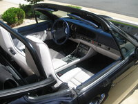 Picture of 1993 Porsche 968 2 Dr STD Convertible, interior, gallery_worthy