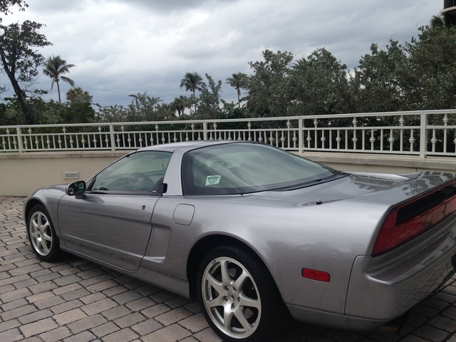 Picture of 2000 Acura NSX T Coupe