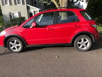 Picture of 2009 Suzuki SX4 Crossover Base AWD, exterior, gallery_worthy