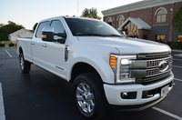 Picture of 2017 Ford F-250 Super Duty Platinum Crew Cab LB 4WD, exterior, gallery_worthy
