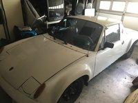 1972 Porsche 914 Picture Gallery
