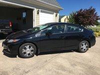 2015 Honda Civic Hybrid Overview