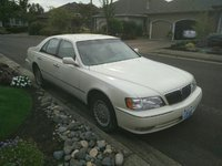 Picture of 1997 INFINITI Q45 4 Dr STD Sedan, exterior, gallery_worthy