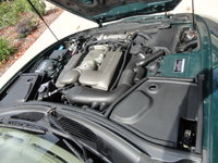 Picture of 2003 Jaguar XK-Series XKR Convertible, engine, gallery_worthy
