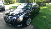 Picture of 2013 Cadillac CTS Coupe Premium AWD, exterior, gallery_worthy