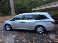 Picture of 2013 Honda Odyssey LX, exterior, gallery_worthy