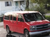 Picture of 2002 Chevrolet Express G1500 Passenger Van, exterior, gallery_worthy