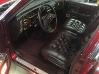 Picture of 1987 Cadillac Brougham RWD, interior, gallery_worthy