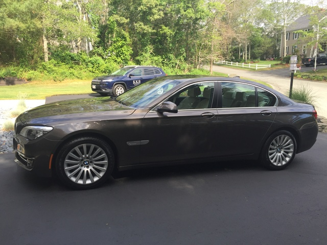 2013 Bmw 7 Series Overview Cargurus