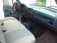 Picture of 1996 Ford F-250 2 Dr XL Standard Cab LB, interior, gallery_worthy