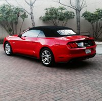 Picture of 2015 Ford Mustang GT Premium Convertible, exterior, gallery_worthy