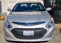 Picture of 2015 Hyundai Sonata Hybrid Limited FWD, exterior, gallery_worthy