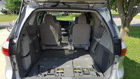 Picture of 2015 Toyota Sienna LE 8-Passenger, interior, gallery_worthy
